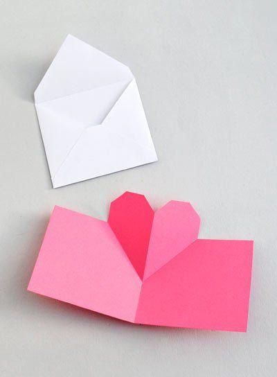 manualidad-tarjeta-san-valentin-corazon-origami - Orientación ...