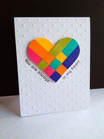 tarjeta-san-valentin-corazon-trenzado-colores - Orientación Andújar ...