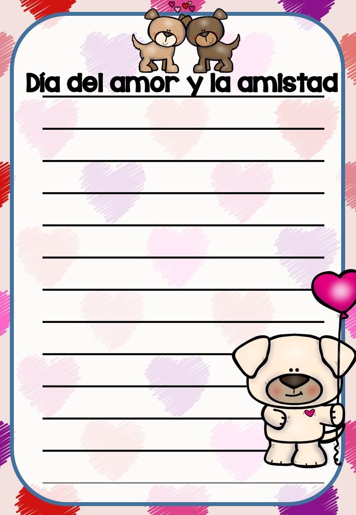 Plantillas Para Cartas De Amor En Word Pixelsbug Com