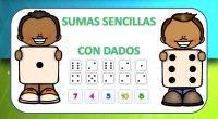 Con estas actividades nuestros alumnos ademas de aprender a realizar sumas sencillas pueden trabajar la atención para establecer relaciones.