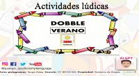 """Os traemos este famoso juego de""""Dobble"""" con la temática del verano creado por nuestro amigoJuanjo_audiciónylenguaje al que te animamos a seguir en IG."""