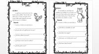 Nuestro colaborador Santiago Rodríguez Montes maestro de primaria nos ha preparado estas fantásticas lecturas comprensivas con una temática atractiva para los niños, los animales. Están realizadas con mucho cariño para […]
