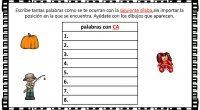 ¿Cuántas palabras son capaces de escribir nuestros alumnos a partir de una sílaba? Con este ejercicio ponemos a prueba su escritura creativa y la capacidad de habilidad fonológica, os damos […]