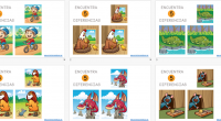 Hoy os hemos preparado este super recopilatorio de 30 fichas para encontrar diferencias y trabajar la atención de nuestros alumnos/as. Incentiva la imaginación de tus hijos o alumnos con estos […]