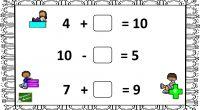 En las siguientes operaciones se han extraviado algunos números, ¿eres capaz de adivinar cuál es?