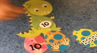 """Hoy os traemos este fantástico material deLaura, de Profe_Lau_ Infantil. https://www.instagram.com/profe_lau_infantil/ Autora del blog https://profelauinfantil.wordpress.com Como ella nos cuenta: """"Nosotros hoy hemos jugado así, a buscar los huevos de dinosaurio, […]"""