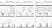 Os hemos preparado 24 sencillos cuentecitos para que con la ayuda de un dados nuestros más pequeños hagan sus primeras lecturas, lo hemos planteado como un juego tirando dados y […]
