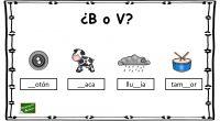 A continuación, os presentamos una actividad muy básica pero muy útil a la hora de trabajar la ortografía de palabras, en concreto con las letras b y v, que tan […]