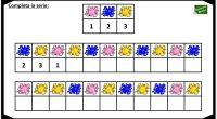Nueva actividad de atención y memoria visual para trabajar a través de la asociación número – color. La memoria visual implica ser capaz de mantener una imagen mental de una […]